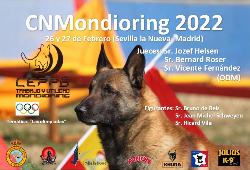 Inscripcion CN Mondioring Ceppb 2020